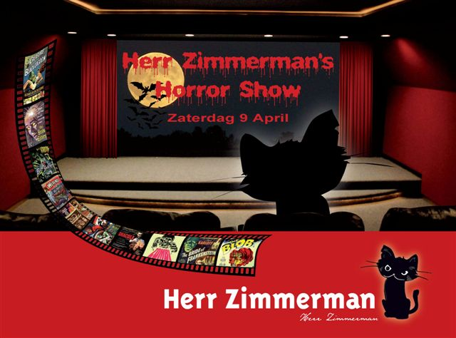 Herr Zimmerman's Horror Show Parties