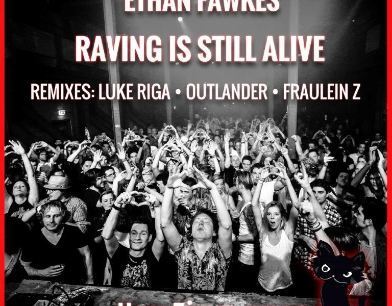 New Herr Zimmerman Release – Raving is still alive – Ethan Fawkes (BE)