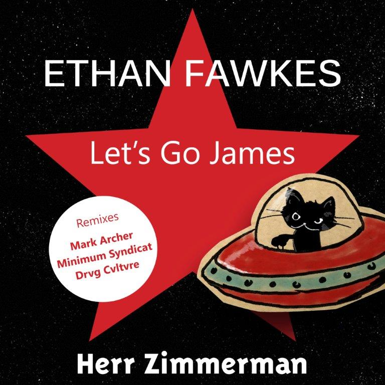 Ethan Fawkes – New Release!