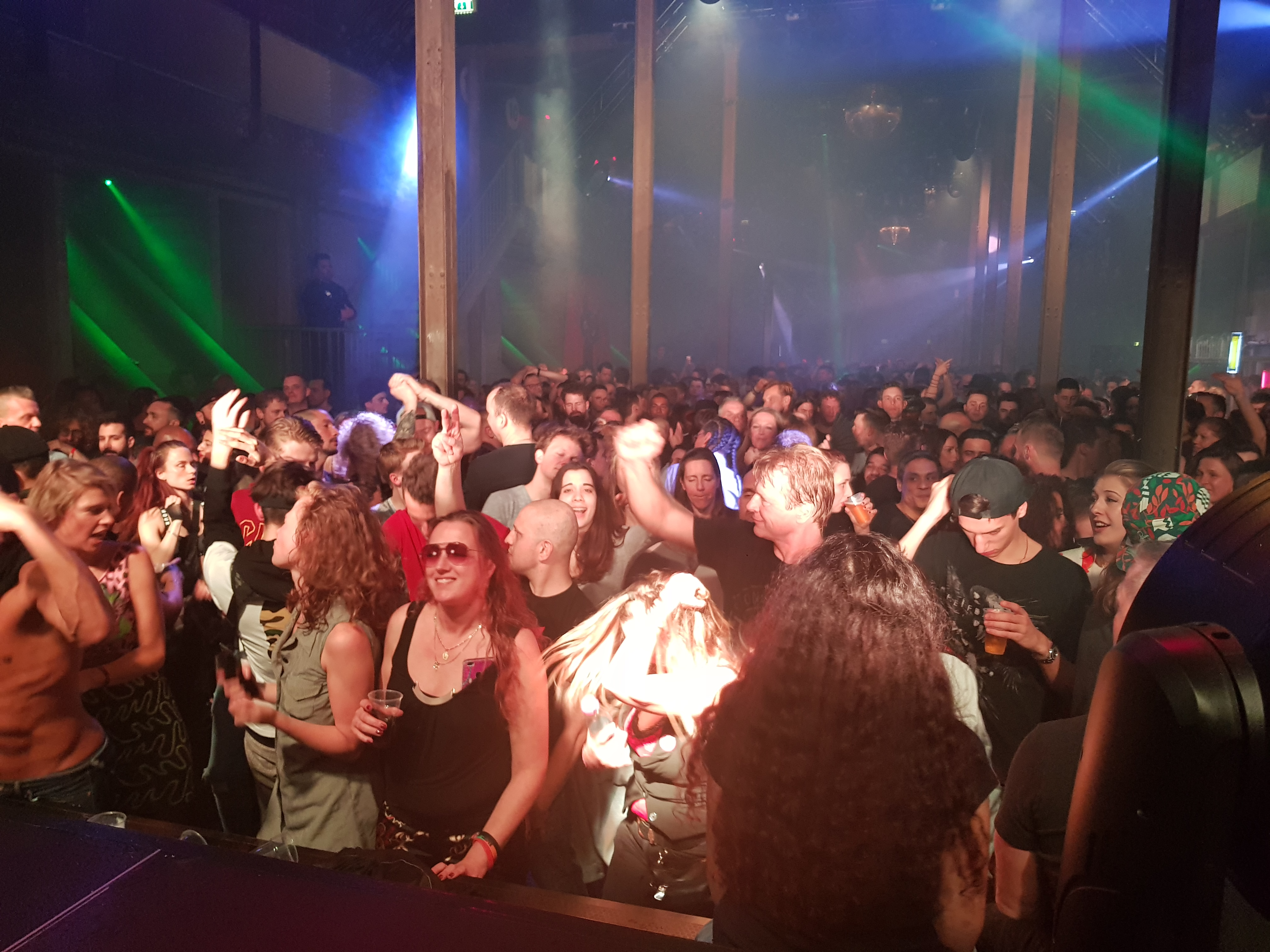 Video's Herr Zimmerman Party 16 March 2019